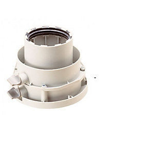 Worcester Bosch Greenstar Vertical Flue Adaptor 125mm