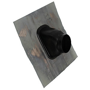 Worcester Pitched Roof Boiler Flue Flashing Kit