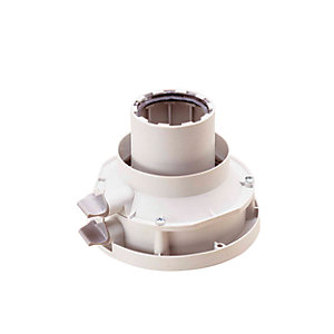 Worcester Vertical Boiler Flue Adaptor 100mm