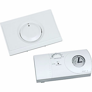 Ideal RF Wireless Mechanical Programmable Room Thermostat