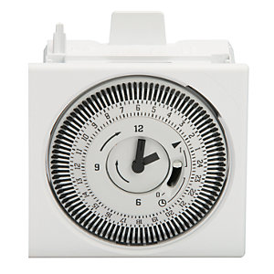 Viessman Analogue Time Clock 7537988