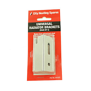 Newtool Replacement Radiator Brackets Pack 4