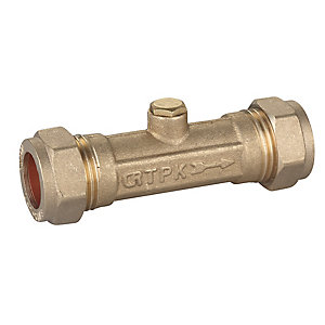 22mm Double Check Valve DZR
