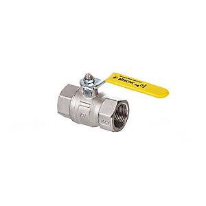 Altecnic Ai-033109 Intaball Fxf Ball Valve Yellow Lever (Gas) 2in