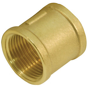 Brass Socket 1/4inch BSP