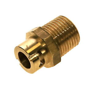 Straight Micro Bayonet Socket Connector 1/2inch