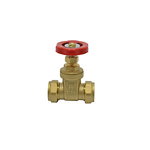 Wheel Head Gate Valve 15mm