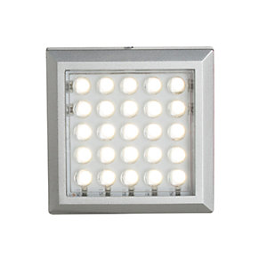 Globo 12378 Cool White Square Cabinet Light