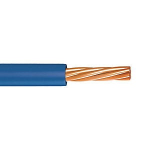 6491X 1.5mm 1 Core Blue Cable - 100m Drum
