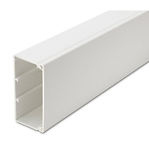 Univolt MAK50/100 50 x 100mm 3m Maxi Trunking Length