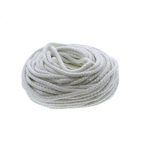 Avon Metres of 6mm Glass Fibre Rope 25m Coil