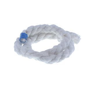 Potterton 65063701 Rope Ceramic Cable 12mm x 1m L