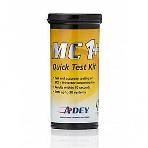 Adey MC1+ Quick Test Kit CP1-03-00742