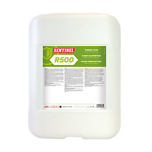 Sentinel R500 Heat Transfer Fluid 20L R500L-20L-DRUM