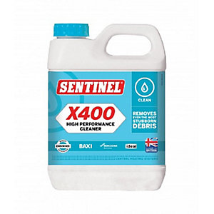 Sentinel X400 High Performance Cleaner 1L X400L-12X1L-GB