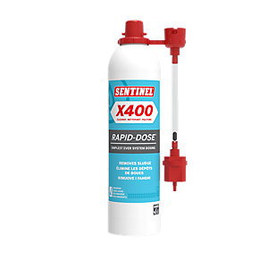 Sentinel X400 Rapid-Dose Cleaner 300ml