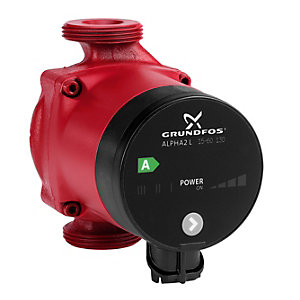 Grundfos ALPHA2 L 15/60 Domestic Pump 12 mm Connections 95047568