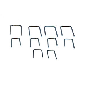Ideal 171367 Hydrobock Clip Kit Mseries