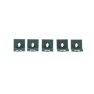 Regin Spire Nut No. 8 Angled Nut 5 Pack REGQ81