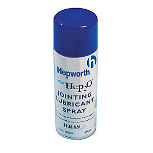 Hep2O HX200 Silicone Lubricant Spray Aerosol Can 400ml