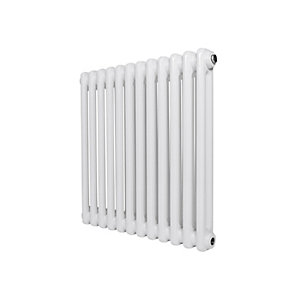 Purmo Delta 2 Column Radiator Horizontal 600 x 1200mm