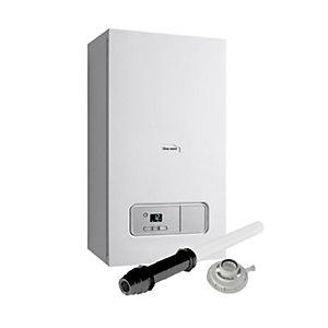 Glow-worm Ultimate 3 35kW Combi Boiler and Vertical Flue plus 10 Year Warranty Pack 10021405