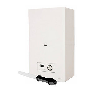 Heatline Capriz 2 24kW Combi Boiler with Vertical Flue Pack 10016127