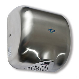 Cheetah 1475W High Speed Hand Dryer - Stainless Steel