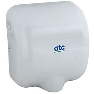 Cheetah 1475W High Speed Hand Dryer - White