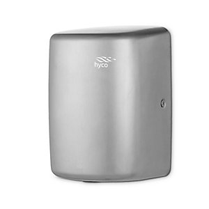 Hyco Arc Automatic Hand Dryer 1.25kW Brushed Stainless Steel
