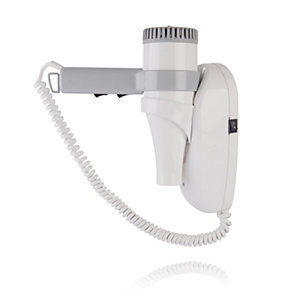 Hyco Opal Holster Style Wall Mounted Hair Dryer 1.4kW
