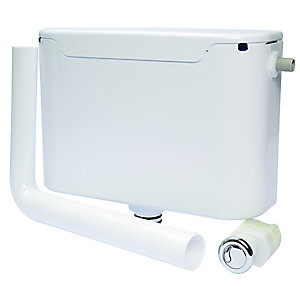 Dudley 322875 Miniflo Concealed Cistern Side Entry