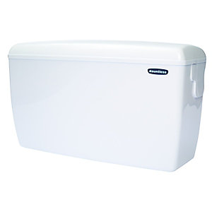 Dudley Thermoplastic Automatic High Level Cistern 9L