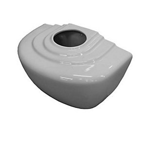 Twyford CX8713WH Auto Cistern & Fittings 14.0L