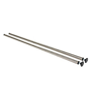 Acorn Thorn 305-Fl Front Support Legs (Pair) To Suit Wash Trough Stainless Steel