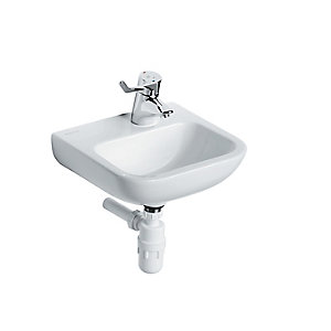 Armitage Shanks Portman 21 Wash Basin 1 Right Hand Tap Hold 400 mm S231401