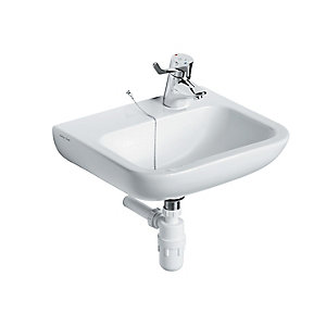 Armitage Shanks Portman 21 Wash Basin 1 Right Hand Tap Hole 500 x 420 mm S225401