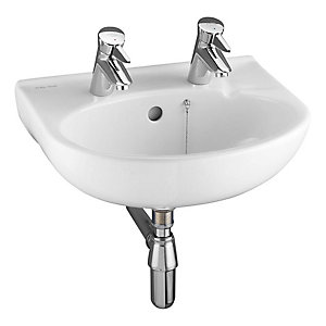 Armitage Shanks Portman Wash Basin Right Hand 1 Tap Hole 500 mm S224401