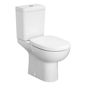 Ideal Standard Contour 21 Close Coupled Toilet Bowl S309201