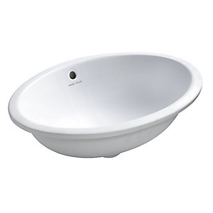 Marlow S2565 480Mm Van Basin White
