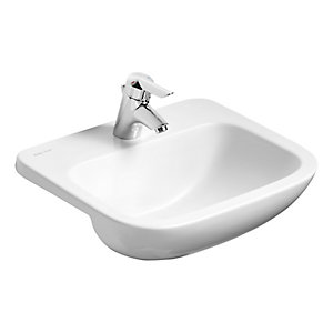Profile 21 500mm Semi-Countertop Washbasin