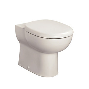 Profile 21 Back-to-wall Bowl - horizontal outlet