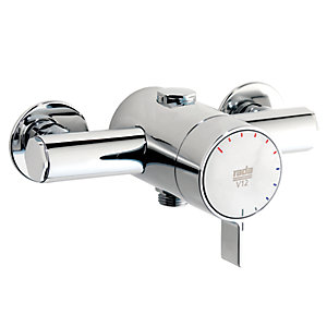Mira Rada V12 Exposed Sequential Thermostatic Shower Valve