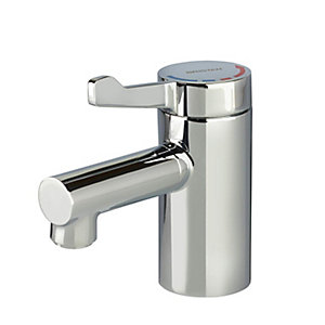Bristan SOLO2 Basin Mixer with Short Lever (No Waste)