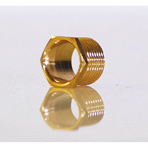 Deta DT40225 Brass Bush Male Long 25mm