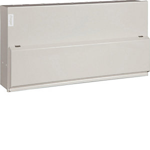 Hager 18th Edition 16 Way Split Load Consumer Unit - VML916CURK