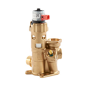 Vaillant 3 Way Diverter Valve with Brass Adapter 0020132682