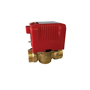 Solfex 2 Port Zone Valve 22mm VAL-60524600