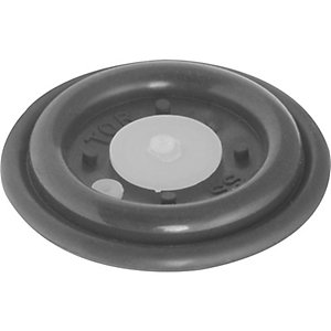4TRADE 1 to 1/4in Rubber Torbeck Diaphragm Washers (Pack of 2)