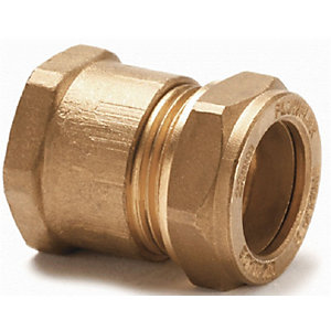 Compression Fi Coupling 54mm x 2 in
